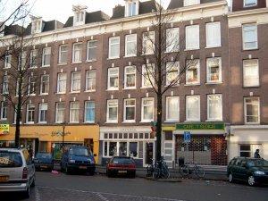 1ste van Swindenstraat 8 <B>VERHUURD </B>